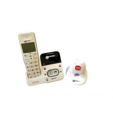 Two-Way Voice Emergency Pendant Alarm Geemarc Amplidect 295 SOS PRO