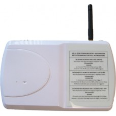GSM TELEPHONE AUTO DIALLER WITH INTERNAL ALARM SIGNAL RADIO RECEIVER