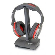 Amplicomms HS1200 Wireless Radio Frequency Digital Stereo Headphones