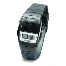 TALKING RECORDABLE MEMO REMINDER WATCH
