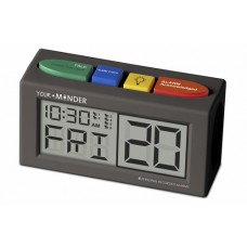 MED-01V TALKING MEDICATION REMINDER ALARM CLOCK