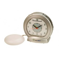 MAINS POWERED POWERFUL VIBRATING ALARM CLOCK (SBA475SS)