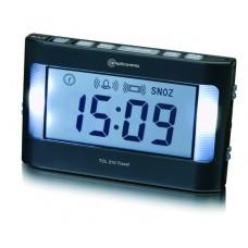 Portable vibrating alarm clock TCL210