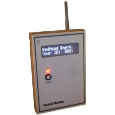CMU-02 Wall mounting wireless nurse call station alarm receiver with caller ID