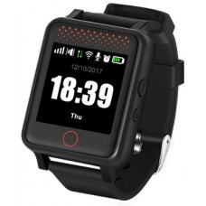GPS Waterproof tracker watch with remote heart rate & BP reference