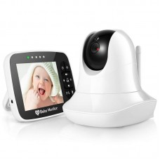 MEDBM-05 HD quality video baby monitor camera with night vision & portable video monitor