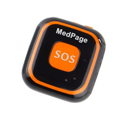 Gps Address Locator : Gps location tracker with fall sensor medpage micro