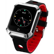 MMTBW02 Smart GPS location waterproof fitness & health checking watch with fall detection