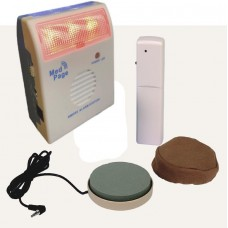 NMDRX-PSKIT Soft touch low tactile pillow switch with portable alarm station