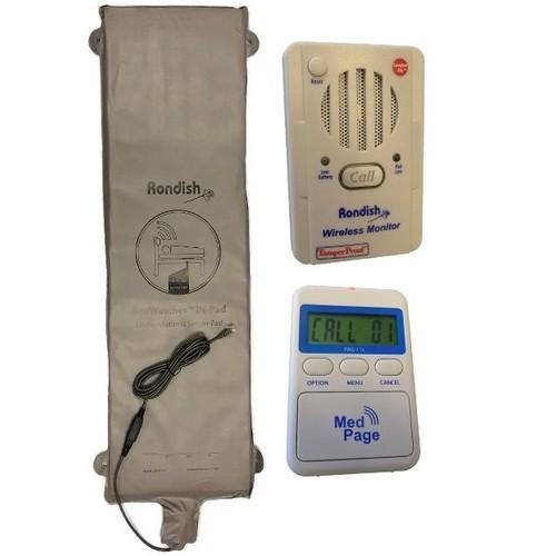 High Sensitivity Bed Occupancy Alarm Sensor System