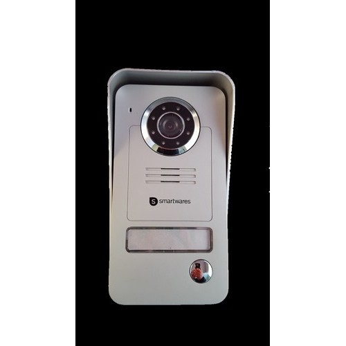 Wireless Video Doorbell Camera With Portable Colour